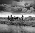 Adam Jahiel: Racing the Clouds, 2001