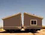 Alan Kupchick: House in Two Pieces, Twentynine Palms, California, 2007