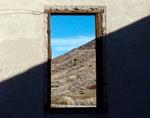Alan Kupchick: Wall, Rhyolite, Nevada, 2004