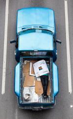 Alejandro Cartagena: Carpoolers #19