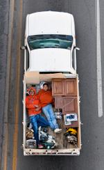 Alejandro Cartagena: Carpoolers #6