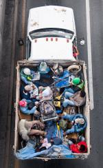 Alejandro Cartagena: Carpoolers #50