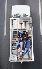 Alejandro Cartagena: Carpoolers #7