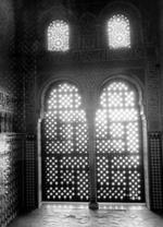 Blaine Ellis: Twin Doors, Alhambra, 2004