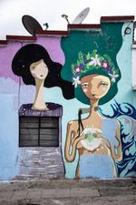 Carl Moore: Vera Primavera (Veronica Ibarra), Ambato, Ecuador , 2011