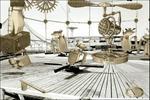 Carlos Diaz: Coney Island-Invented Landscape #50B-NY-2004
