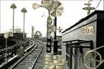 Carlos Diaz: Coney Island-Invented Landscape #50C-NY-2004