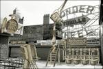 Carlos Diaz: Coney Island-Invented Landscape #60C-NY-2003