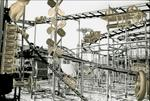 Carlos Diaz: Coney Island-Invented Landscape #80B-NY-2003
