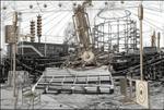 Carlos Diaz: Coney Island-Invented Landscape #30C-NY-2003
