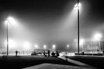 Charity Vargas: Night Game at Fort Scott Field, 2006