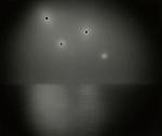 Chris McCaw: Sunburned GSP#279(Pacific Ocean/movement), 2008