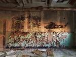 Dave Jordano: Room Detail 39, Chanute AFB, Rantoul, IL