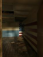 Dave Jordano: Room Detail 28, Chanute AFB, Rantoul, IL