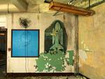 Dave Jordano: Room Detail 12, Chanute AFB, Rantoul, IL