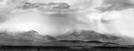 David H. Gibson: Storm Light Patterns, Rio Hondo Mesa, New Mexico, 1995