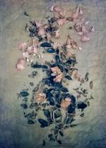 Diana Bloomfield: Drifting Peonies, 2018