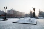 Frank Ward: Lenin, Irkutsk, Siberia, 2008