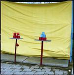 Hiroshi Watanabe: Mangyondae Fun Fair, 2007