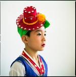 Hiroshi Watanabe: Li Min Gyong, Pyongyang Schoolchildren's Palace, North Korea