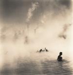 Hiroshi Watanabe: Blue Lagoon 2, Iceland, 1999