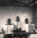 Hiroshi Watanabe: Mara Rianta Primary School, Maasai Mara, Kenya, 1997