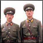 Hiroshi Watanabe: Soldiers, Demilitarized Zone, North Korea