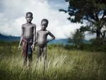 Joey L: Portrait of Bodi Children