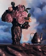 Jo Whaley: Roses with Soot and Lead , 1991