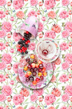 JP Terlizzi: Royal Albert Gratitude with Cherry, 2019