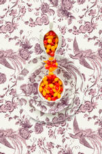 JP Terlizzi: Spode Kingsley with Biquinho Peppers