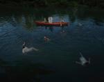 Julie Blackmon: Night Swim , 2021