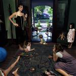 Julie Blackmon: Play Group, 2005