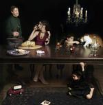 Julie Blackmon: Dinner Party, 2005
