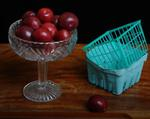 Justine Reyes: Still Life with Sugar Plums and Containers