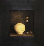 Kate Breakey: Vase with Chinaberries