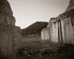 Linda Connor: Between the Chortens, Shea, Ladakh, India, 2003
