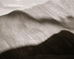 Linda Connor: Cloud Shadow, Ladakh, India, 1988