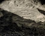 Mark Klett: Rock at edge of daylight