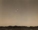Mark Klett: Two moons