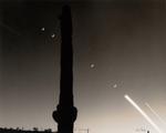 Mark Klett: Moonset with Venus