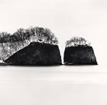 Michael Kenna: Futatsui Rocks, Study 1, Abashiri, Hokkaido, Japan, 2004
