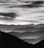 Michael Kenna: Distant Mountains, Passo delle Capannelle, Pizzoli, Abruzzo, Italy, 2015