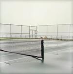 Michael Matsil: Wet Tennis Court