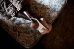 Michele Palazzi & Alessandro Penso: A Wounded Foot of a Seasonal Worker, Basilicata, Italy