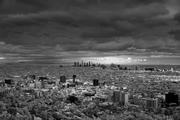 Mitch Dobrowner: Urban Landscapes