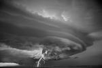 Mitch Dobrowner: Jupiter: Mobridge, South Dakota, 2011