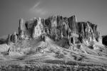 Mitch Dobrowner: Superstition Mountain, Apache Junction, Arizona
