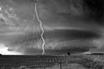 Mitch Dobrowner: Supercell and Lightning, 2014