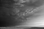 Mitch Dobrowner: Mammatus and Fence, 2014